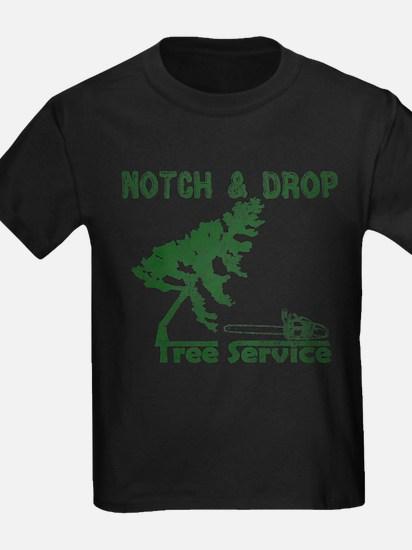 Notch & Drop Chainsaw T-Shirt