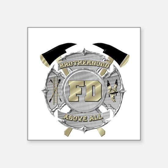 BrotherHood fire service 1 Sticker