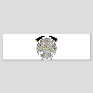 BrotherHood fire service 1 Bumper Sticker