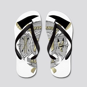 BrotherHood fire service 1 Flip Flops