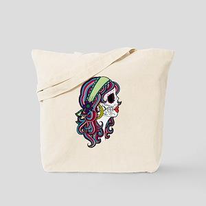 Sugar Skull 070 Tote Bag