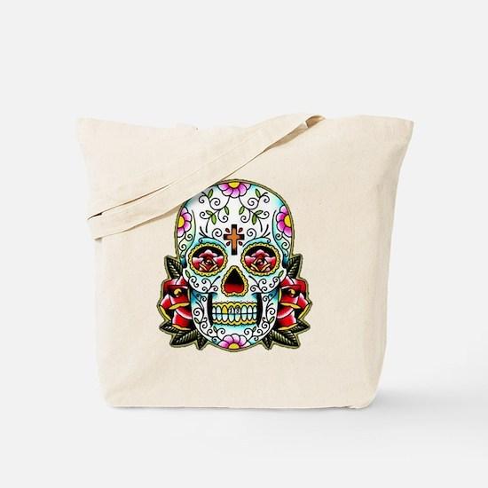 Sugar Skull 067 Tote Bag