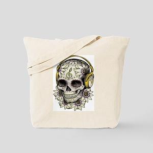 Sugar Skull 008 Tote Bag