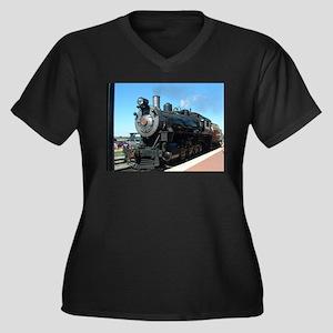 train Plus Size T-Shirt