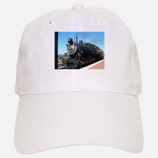 train Baseball Baseball Cap