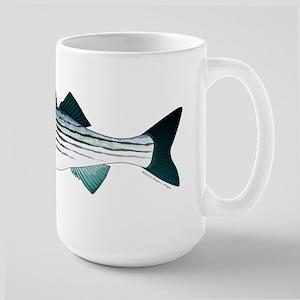 Striped Bass v2 Mugs