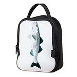 Striped Bass v2 Neoprene Lunch Bag