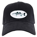 Striped Bass v2 Baseball Hat
