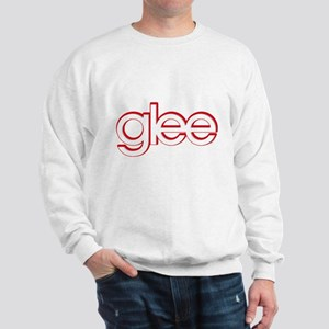Glee Red & White Sweatshirt
