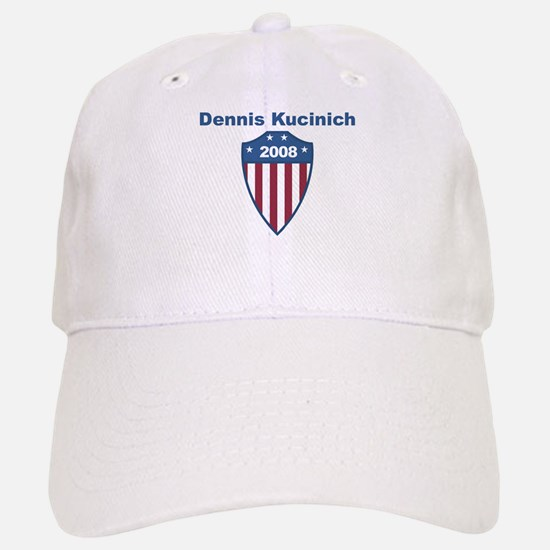 Dennis Kucinich 2008 emblem Baseball Baseball Cap