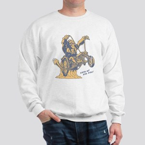 Hang Up & Ride! Sweatshirt