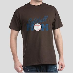 Softball Mom Dark T-Shirt