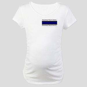 just us Maternity T-Shirt