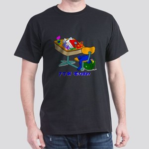7th Grade Desk Dark T-Shirt