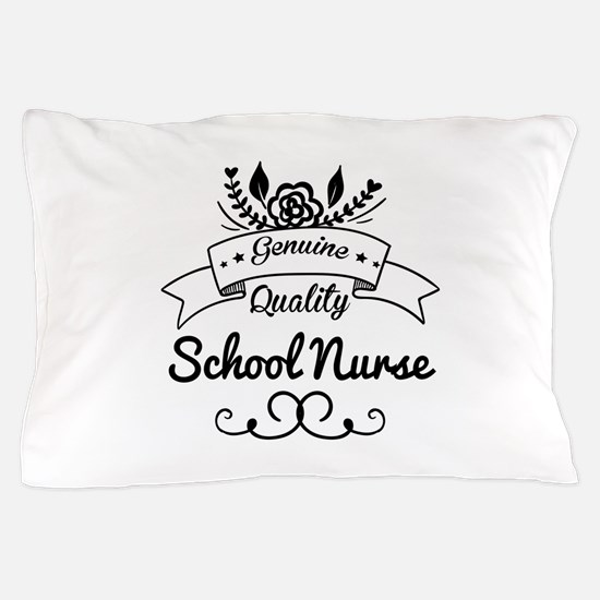 Genuine Quality School Nurse Pillow Case