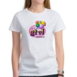 IT'S A GIRL! - Baby Birth Announcements Women's T-