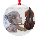 Hannah Woolmer Winter Ornament