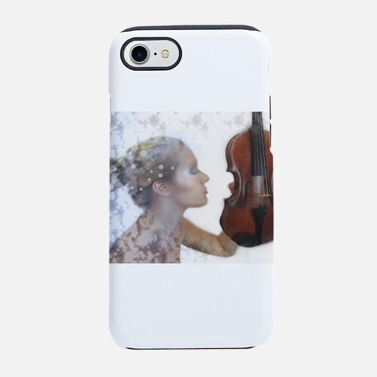 Hannah Woolmer Winter iPhone 7 Tough Case