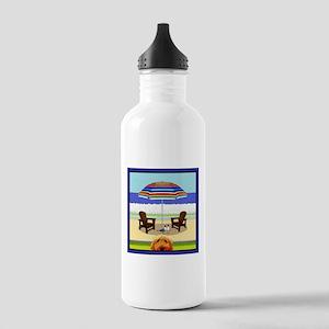 Golden Doodle Water Bottle