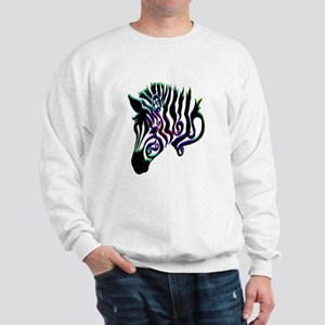 ZEBRA!! Sweatshirt
