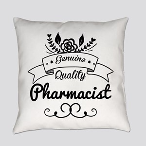 Genuine Quality Pharmacist Everyday Pillow