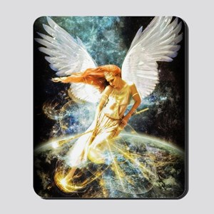 Guardian Angel Mousepad