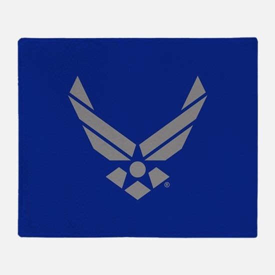 U.S. Air Force Seal Throw Blanket