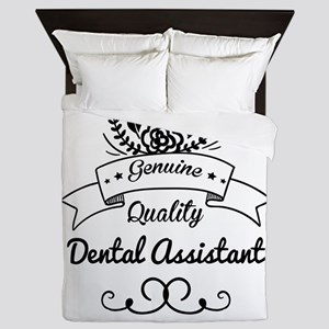 Genuine Quality Dental Assistant Queen Duvet
