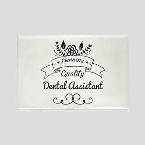 Genuine Quality Dental Assistant Rectangle Magnet