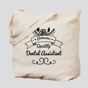 Genuine Quality Dental Assistant Tote Bag