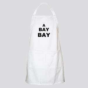 A Bay BAY BBQ Apron