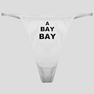 A Bay BAY Classic Thong
