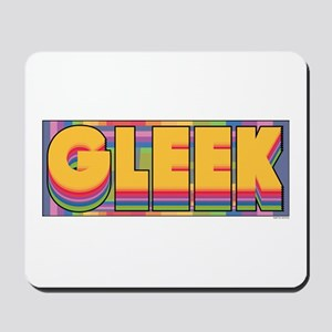 Gleek Mousepad