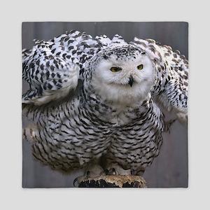 Magnificent OWL Queen Duvet