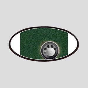 Golf Cup and Ball Patch