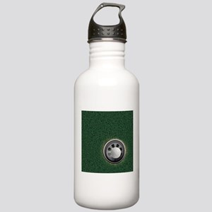 Golf Cup and Ball Stainless Water Bottle 1.0L