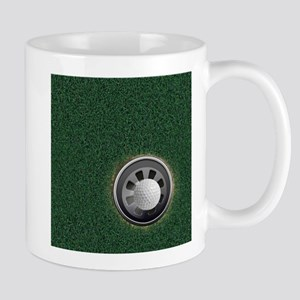 Golf Cup and Ball Mugs