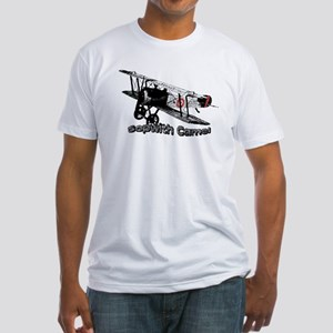 Sopwith camel Fitted T-Shirt