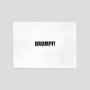 Drumpf! 5'x7'Area Rug