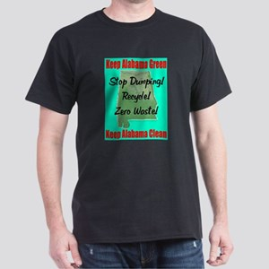 Keep Alabama Green Dark T-Shirt