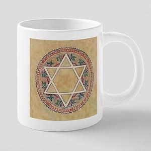 STAR OF DAVID Mugs