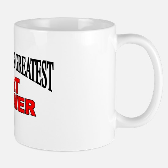 """The World's Greatest Oat Grower"" Mug"