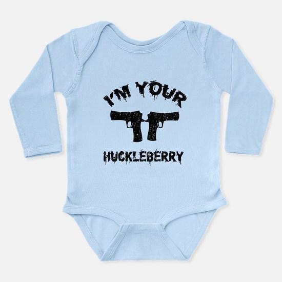 Im your Huckleberry Body Suit