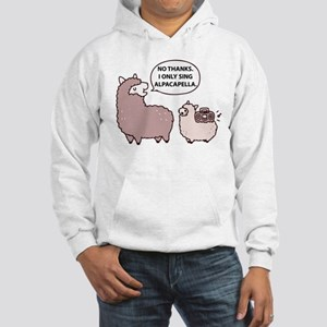 Acapella Humor Hoodie Sweatshirt