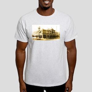 Leidenheimer Baking Company Ash Grey T-Shirt