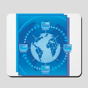 Digital World Mousepad