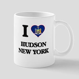 I love Hudson New York Mugs
