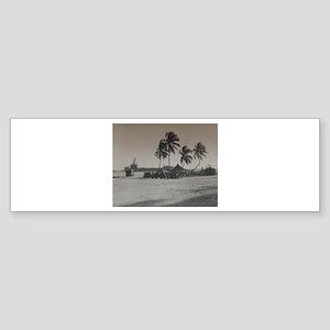 1950's Cuba 2 Bumper Sticker