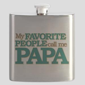 My Favorite People Call Me Papa Flask