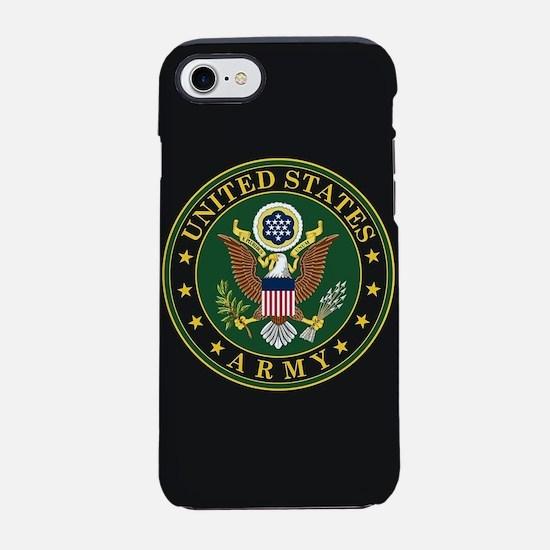 U.S. Army Emblem iPhone 7 Tough Case